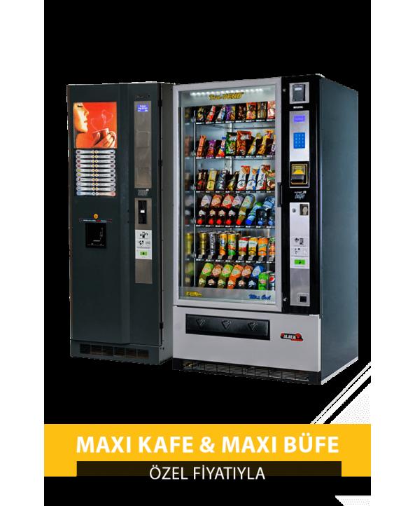 Maxi Büfe & Maxi Kafe - Kombo Otomat