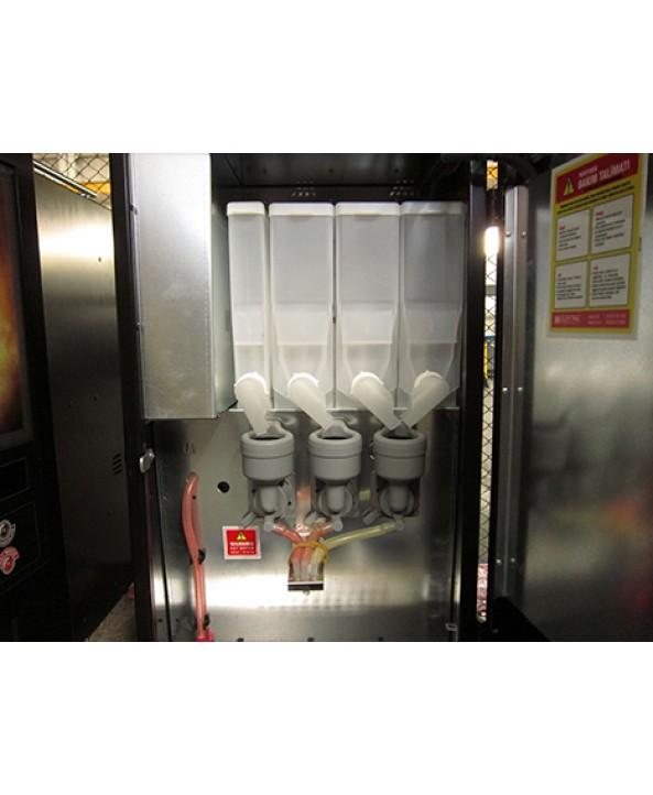 Sıcak İçecek Dispenseri | Mini Black Instant (4 kanister, 3 mikser)