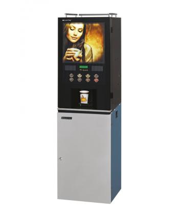 Sıcak İçecek Dispenseri | Mini Black Instant (3 kanister, 2 mikser)