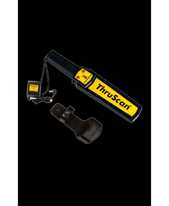 El Tipi Metal Dedektör - ThruScan dX-X®