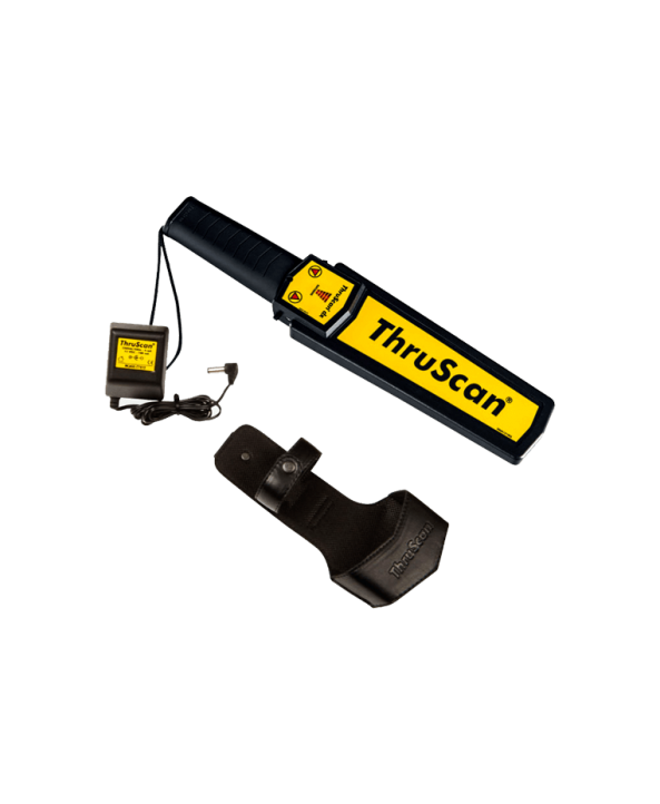 El Tipi Metal Dedektör - ThruScan dX®