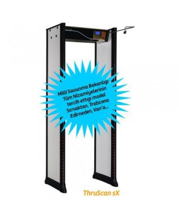 ThruScan® Kapi Tipi Metal Dedektör sX