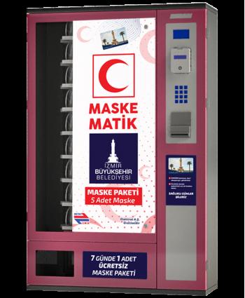 Maskematik - Medikal Otomat - Midi DS| Midi DS Medikal Malzeme Satış Otomatı