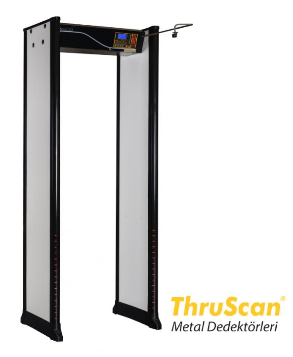 ThruScan® Kapi Tipi Metal Dedektör s27-i