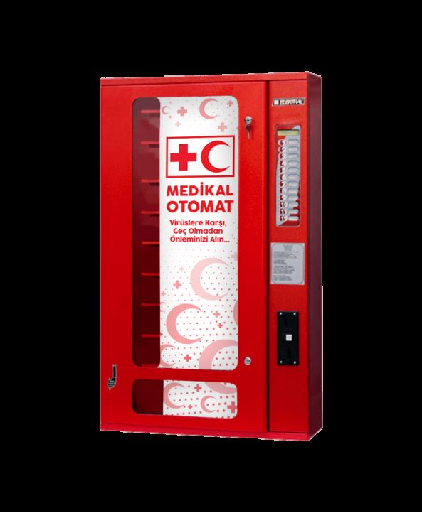 Maskematik Mini | Medikal Malzeme Satış Otomatı
