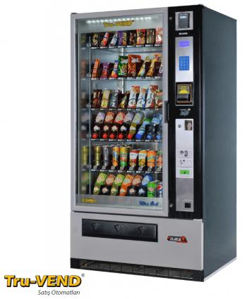 Yiyecek İçecek Otomatı   Maxi Büfe