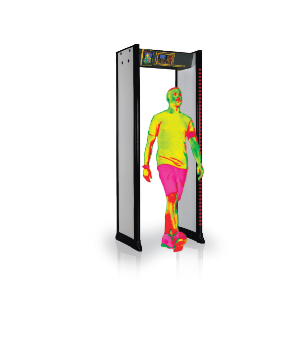 ThruScan TSM-LCD-Wf-PC Termal Tarama Modülü