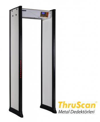 ThruScan® Kapi Tipi Metal Dedektör sX-i